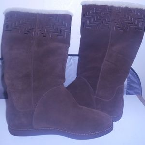 Cole Haan NWOT ~REAL Faux/Fur Sheep ~ Boots